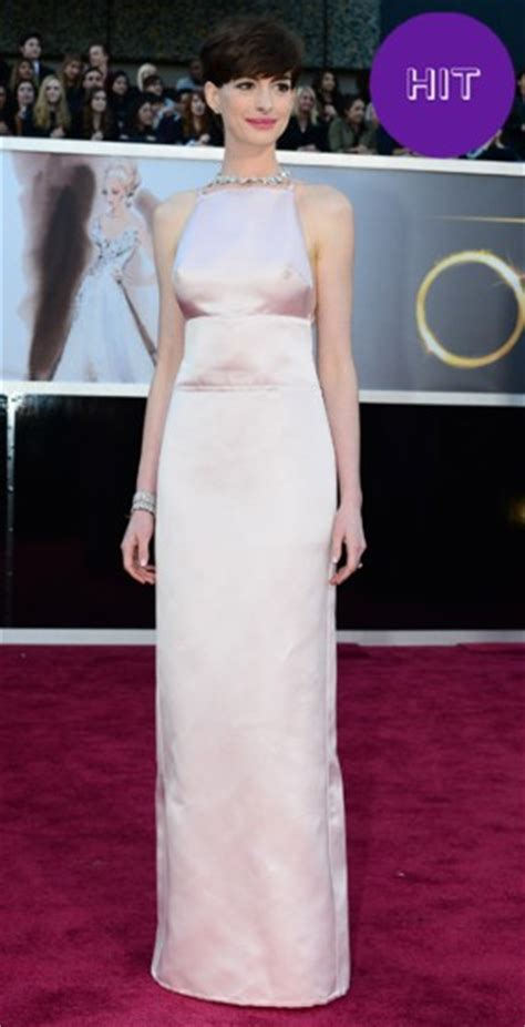 Oscars 2013 Fashion Red Carpet Hits And Misses Fashion