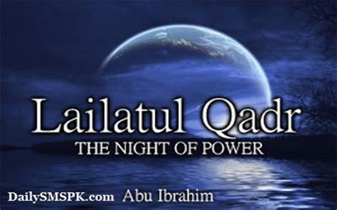 lailatul qadr night power quotes