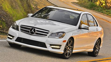 Mercedes C Class Estate Backgrounds by 2011 Mercedes C Class Amg Styling Us Wallpapers