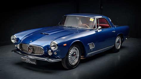 All'asta la Maserati GT 3500 appartenuta a Renato Rascel ...
