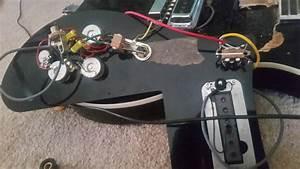 Rickenbacker 4080 Rewiring Diagram