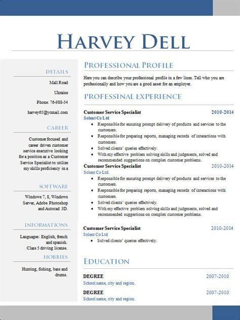Find Resumes by The 25 Best Exles Of Resume Objectives Ideas On