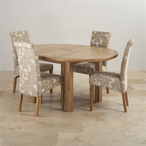round extending dining table sets knightsbridge oak dining set round extending table 4