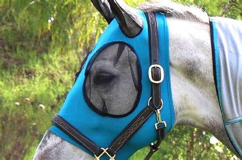 fly horse masks