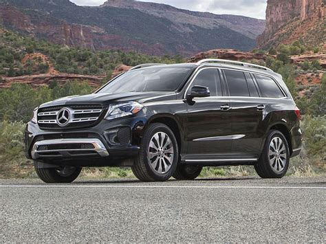 New 2018 Mercedesbenz Gls 450  Price, Photos, Reviews