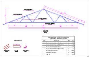 truss dwg block  autocad designs cad