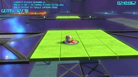 Ball Platform Game (dexterity Ball 3d) (bullet Physics