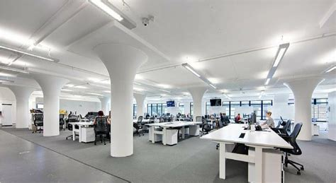 Office In by How To Improve Acoustic Design In Workplaces Offices