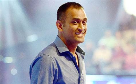 captain cool dhoni    hairdo read  fans