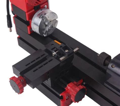 sunwin cnc mini motorized lathe machine diy tool metal