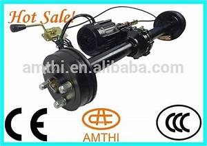 Kit Electrification Voiture : e rickshaw rear axle with motor 1000w electric 2 speed differential gearbox 500w electric ~ Medecine-chirurgie-esthetiques.com Avis de Voitures