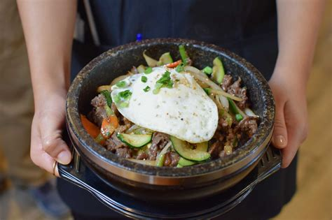 korean dishes delicious