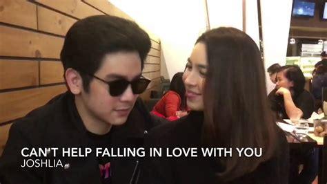 Joshlia Mv (can't Help Falling In Love With You) || Joshua
