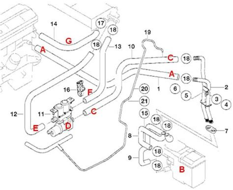 e39 a six q webasto and heating system bmw driver