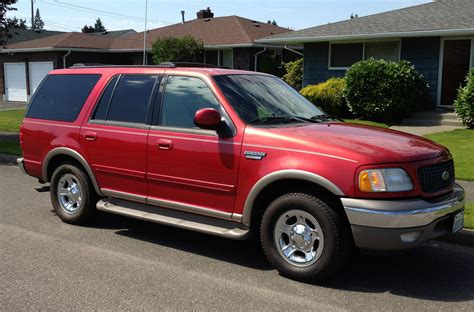ford expedition edie bauer
