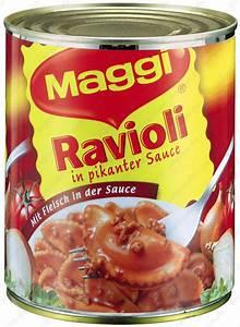 Maggi Würzmischung 3 : maggi ravioli pikante sauce 800g feinkost lebensmittel ~ Lizthompson.info Haus und Dekorationen