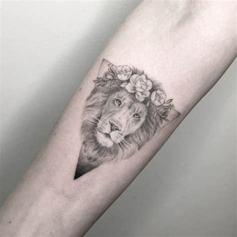 lion tattoo tumblr