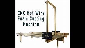 Hot Wire Cnc Foam Cutter For Signs  U0026 Props