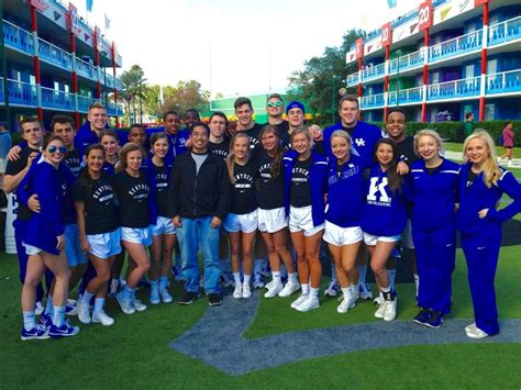 59 Best Images About Kentucky Cheerleading On Pinterest
