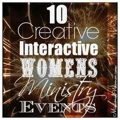 1000 ideas about Womens Ministry Events on Pinterest