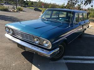 Sold 1964 Ford Fairlane Ranch Wagon