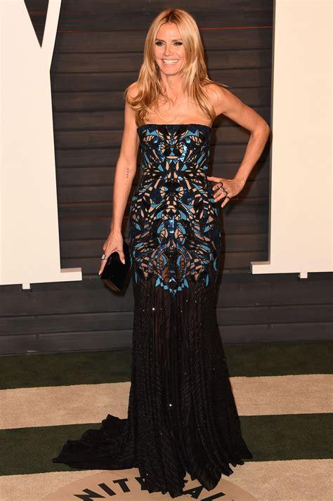 Vanity Fair Oscar Party Red Carpet Fashionsizzle