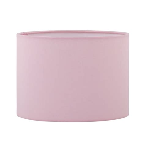 small drum l shade bunnings verve design verve design pale pink small drum
