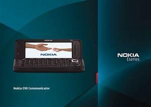 Nokia E90 Manuals
