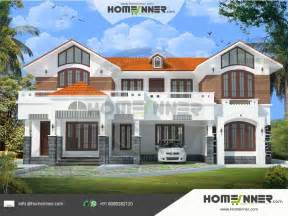3000 Sq Ft 5 Bedroom Beautiful Traditional House Plan Having Artistic And Interesting Room With Chalkboard Designs