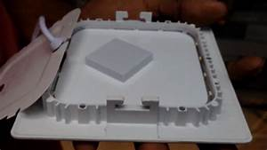 Whats Inside Of Led Panel Light