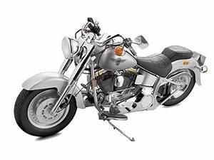 Harley Davidson Fr : harley davidson fatboy 1 4 maquette modelspace ~ Medecine-chirurgie-esthetiques.com Avis de Voitures
