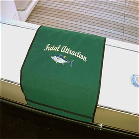 personalized welcome mats for boats custom embroidered sunbrellaâ mat for boat protect boat