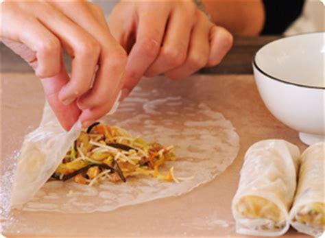 comment cuisiner les vermicelles de riz que cuisiner avec des nems