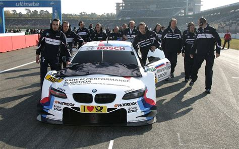 Bmw M Performance Accessories M3 Dtm In Full Livery Debuts