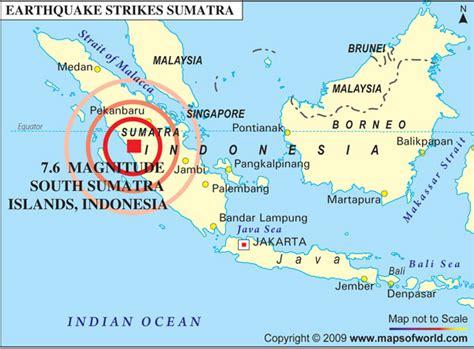 earthquake sumatra