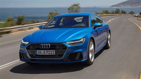2018 Audi A7 First Drive Pretty, Functional, Pretty
