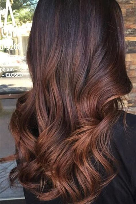 brown ombre hair ideas  pinterest brunette