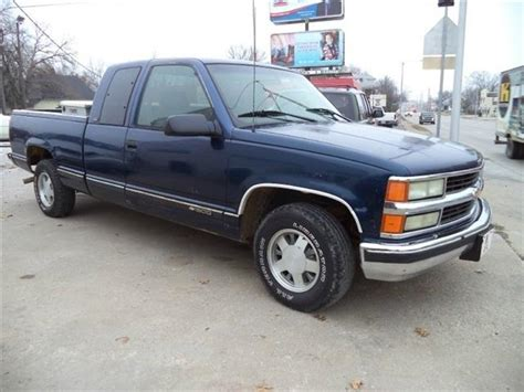 Used 1996 chevrolet c1500 for sale   Carsforsale.com