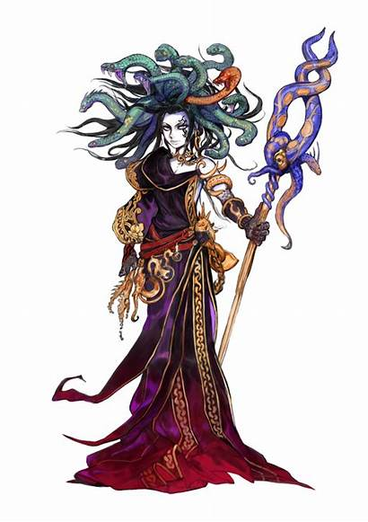 Medusa Mythology Wikia Wiki Greek God Gorgon