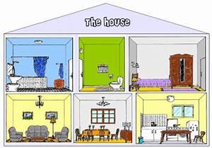 Piece De La Maison En Anglais : s quence sur la maison the house das haus fofy l 39 cole ~ Preciouscoupons.com Idées de Décoration