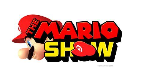 The Mario Show Logo By Nuryrush On Deviantart
