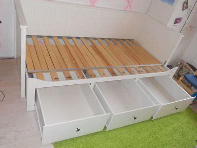 Popsikecom  Ikea Hemnes Tagesbett Mit Lattenrost Guter