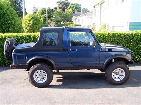 Suzuki Samurai Lwb Hardtop For (1986-1995) Long Wheelbase