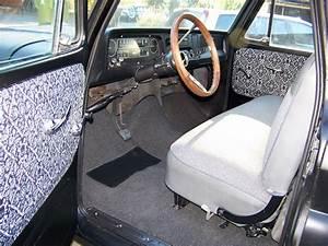1965 Chevy C10   Interior Pics