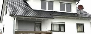Neues Dach Mit Dämmung Kosten : flachdachgaube 23 holzbau straub ~ Markanthonyermac.com Haus und Dekorationen