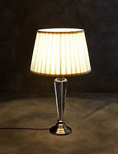 Cassie large table lamp ms for Table lamp marks and spencer