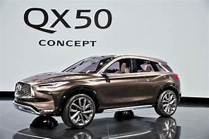 Concessionnaire Infiniti : infiniti qx50 nouvelle mouture au salon de d troit luxury car magazine ~ Gottalentnigeria.com Avis de Voitures