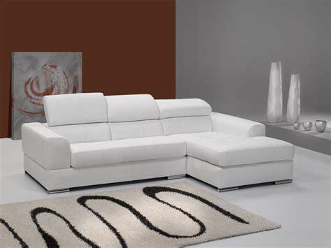 salon canap blanc canape design salon accueil design et mobilier