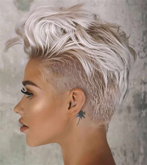 Women's favorite haircuts will always look like pixie and short bob models. 30 Roaring and Attractive Short Hairstyles 2020 - Haircuts & Hairstyles 2020