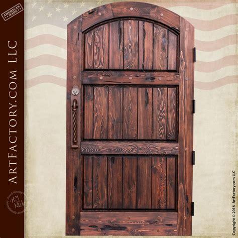 custom wood entry gates custom garden gates scottsdale